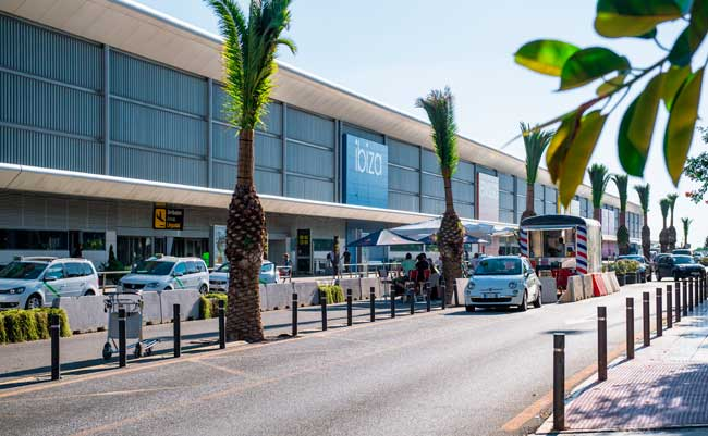 Ibiza Airport (IBZ) is the international airport for the Balearic islands of Ibiza and Formentera.